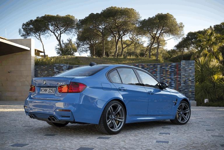 2014 BMW M3 ( F30 ) - USA version 412524