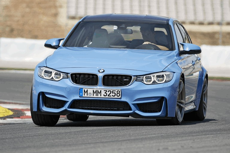 2014 BMW M3 ( F30 ) - USA version 412526
