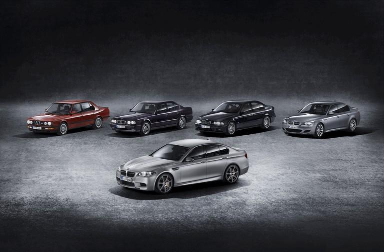 2014 BMW M5 ( F10 ) 30 Jahre Edition 412556