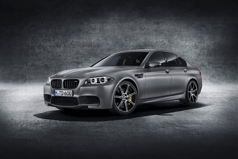 2014 BMW M5 ( F10 ) 30 Jahre Edition 412557
