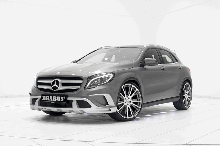 2014 Mercedes-Benz GLA-klasse Platinum Edition by Brabus 412638