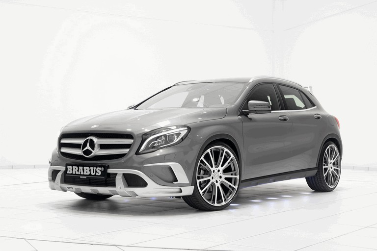 2014 Mercedes-Benz GLA-klasse Platinum Edition by Brabus 412639