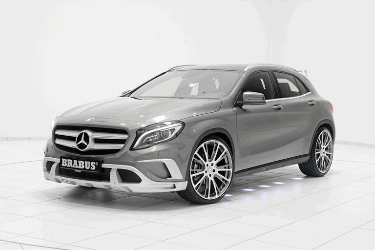 2014 Mercedes-Benz GLA-klasse Platinum Edition by Brabus 412640