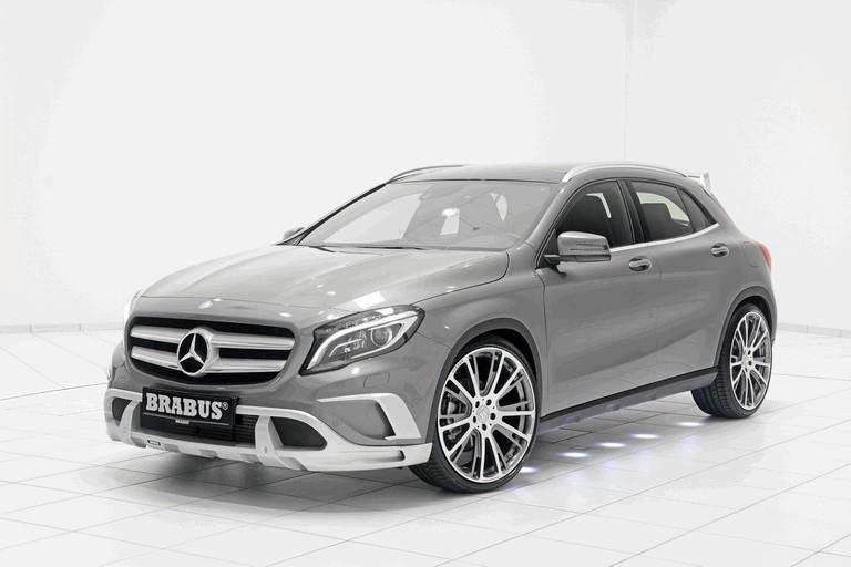 2014 Mercedes-Benz GLA-klasse Platinum Edition by Brabus 412641