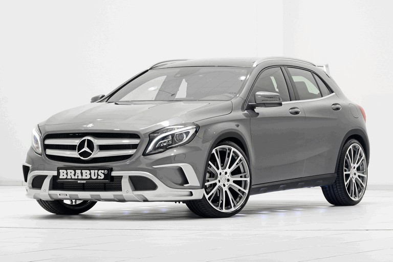 2014 Mercedes-Benz GLA-klasse Platinum Edition by Brabus 412643