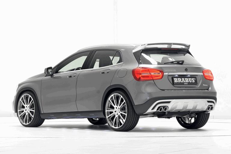 2014 Mercedes-Benz GLA-klasse Platinum Edition by Brabus 412644