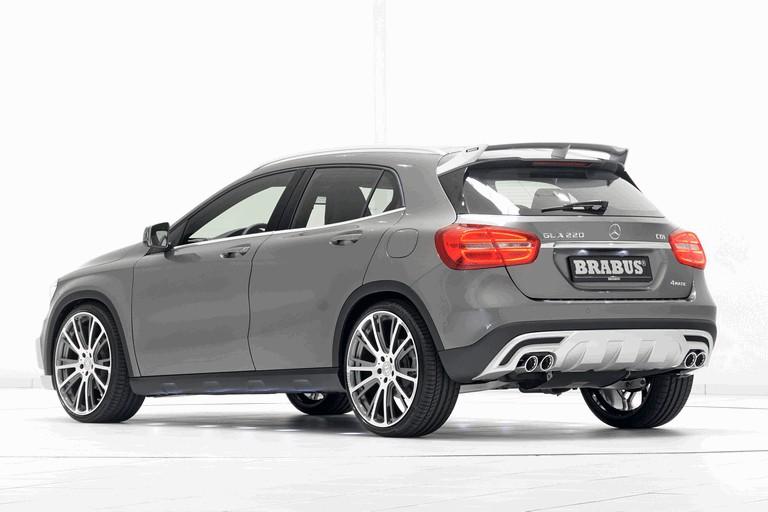 2014 Mercedes-Benz GLA-klasse Platinum Edition by Brabus 412645