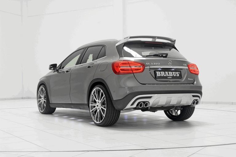2014 Mercedes-Benz GLA-klasse Platinum Edition by Brabus 412647