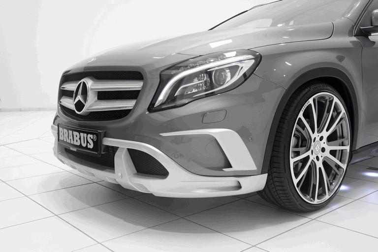2014 Mercedes-Benz GLA-klasse Platinum Edition by Brabus 412648