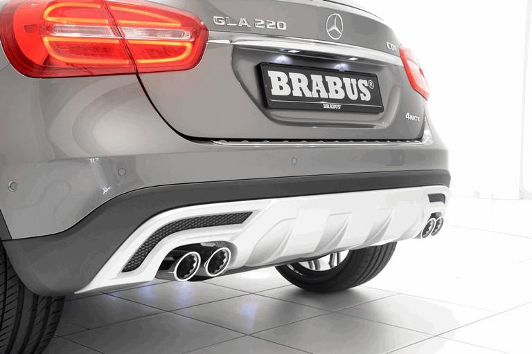 2014 Mercedes-Benz GLA-klasse Platinum Edition by Brabus 412653