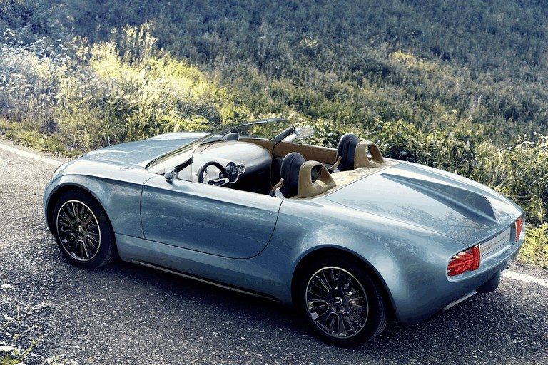 2014 Mini Superleggera Vision concept 412796