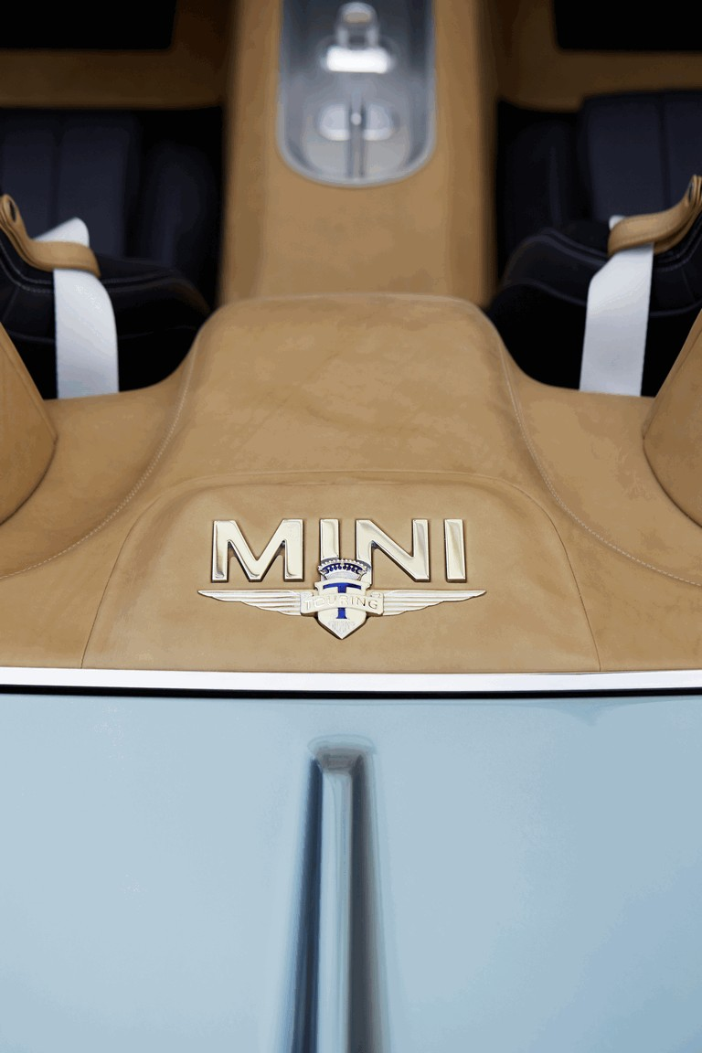 2014 Mini Superleggera Vision concept 412815