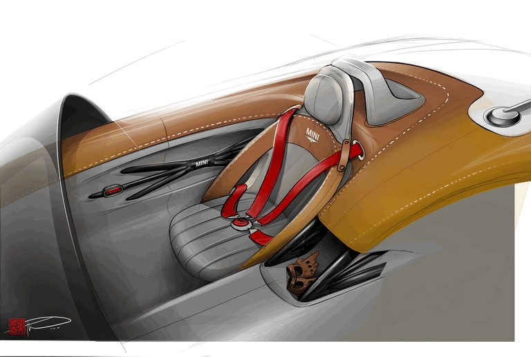 2014 Mini Superleggera Vision concept 412831
