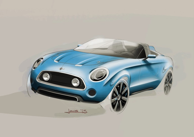 2014 Mini Superleggera Vision concept 412835