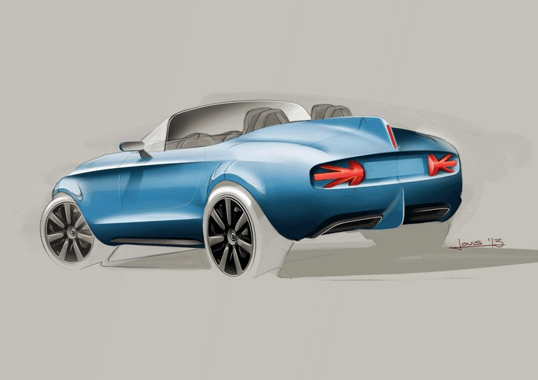 2014 Mini Superleggera Vision concept 412836