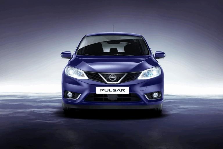 2014 Nissan Pulsar 413022