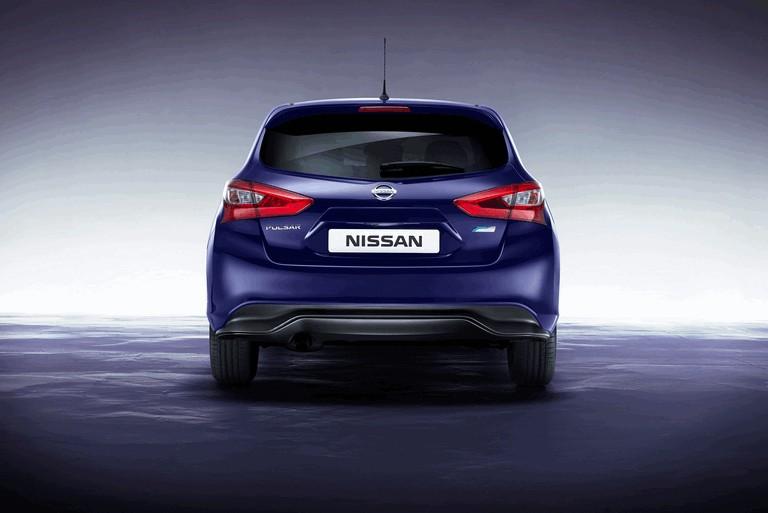 2014 Nissan Pulsar 413023