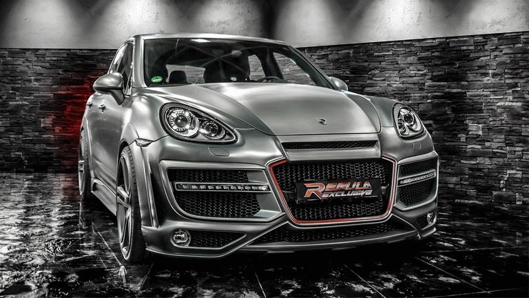2014 Porsche Cayenne ( 958 ) by Regula Tuning 413031