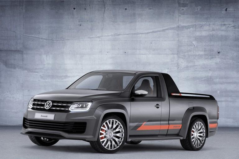 2014 Volkswagen Amarok Power concept 413077