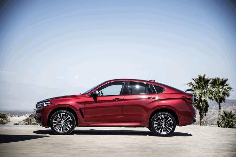 2014 BMW X6 ( F16 ) M50d 413715