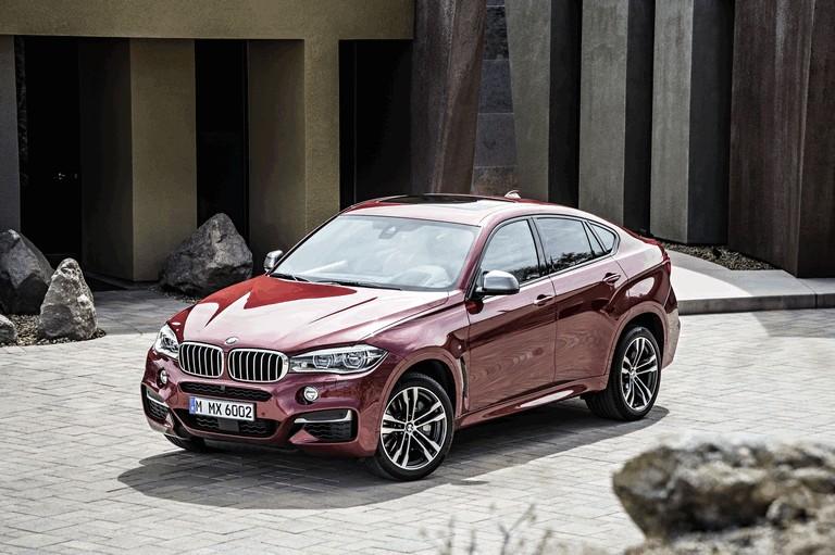 2014 BMW X6 ( F16 ) M50d 413721
