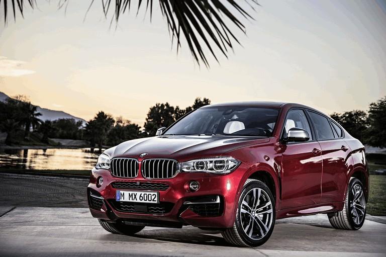 2014 BMW X6 ( F16 ) M50d 413724