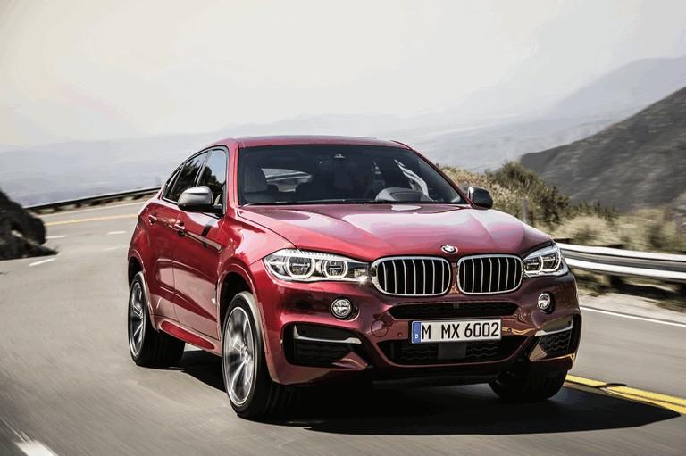 2014 BMW X6 ( F16 ) M50d 413726