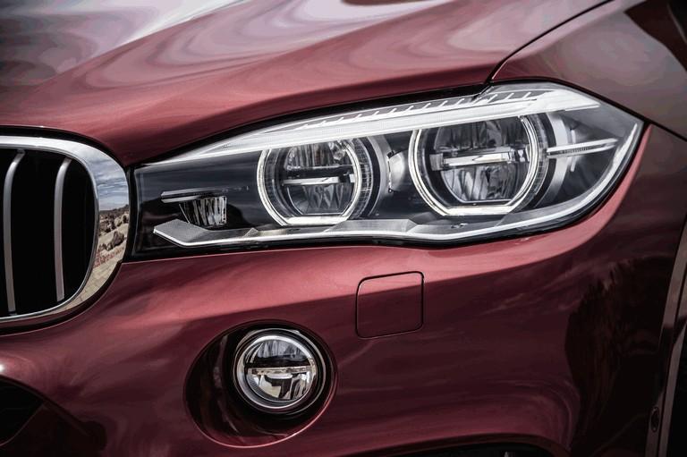 2014 BMW X6 ( F16 ) M50d 413731