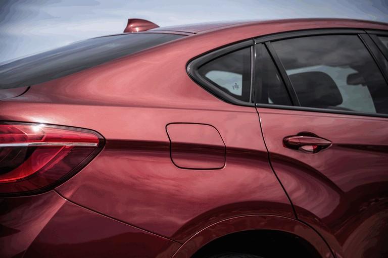 2014 BMW X6 ( F16 ) M50d 413732