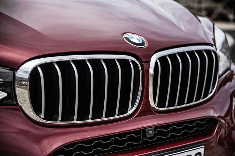 2014 BMW X6 ( F16 ) M50d 413733