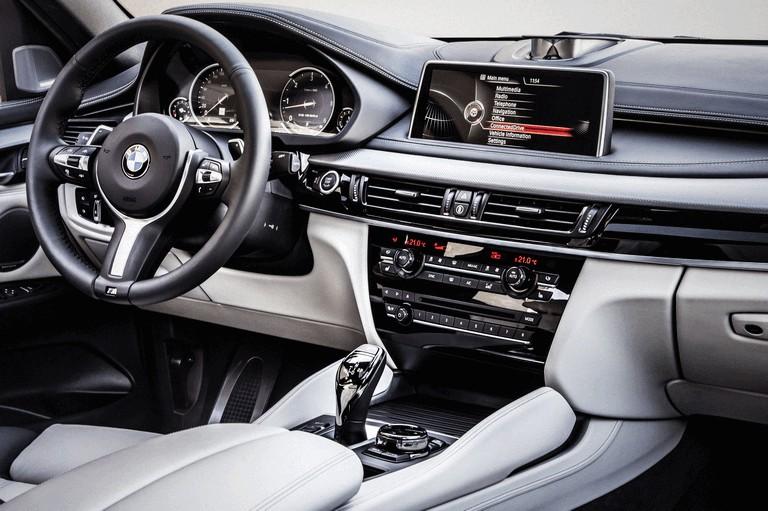 2014 BMW X6 ( F16 ) M50d 413736