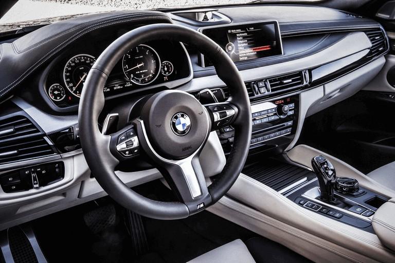 2014 BMW X6 ( F16 ) M50d 413737