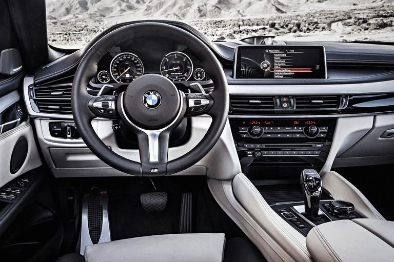 2014 BMW X6 ( F16 ) M50d 413738
