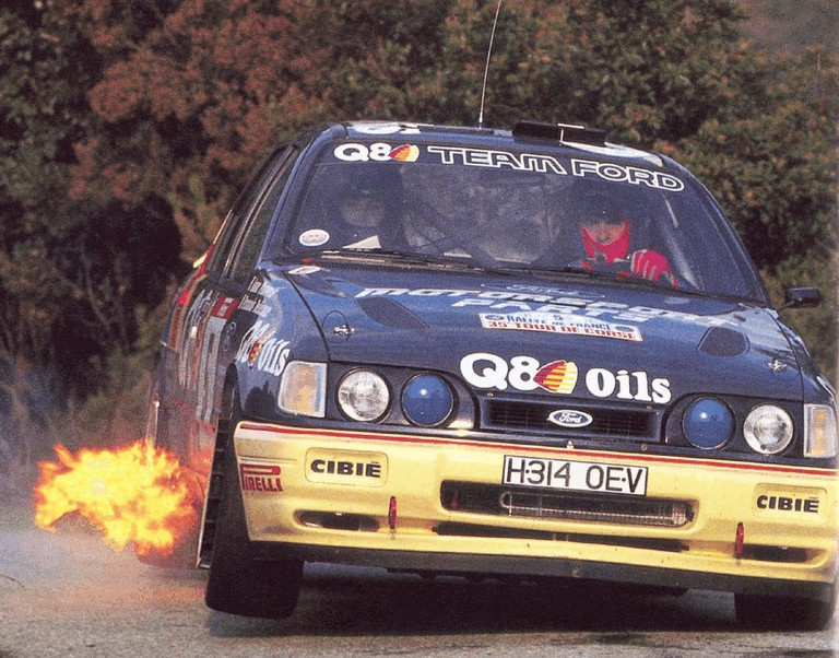 1990 Ford Sierra RS Cosworth saloon 4wd rally 195831