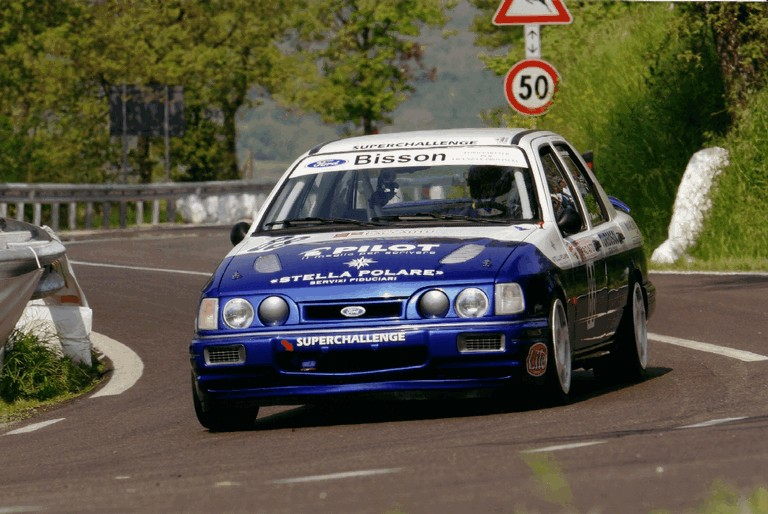 1990 Ford Sierra RS Cosworth saloon 4wd rally 195832