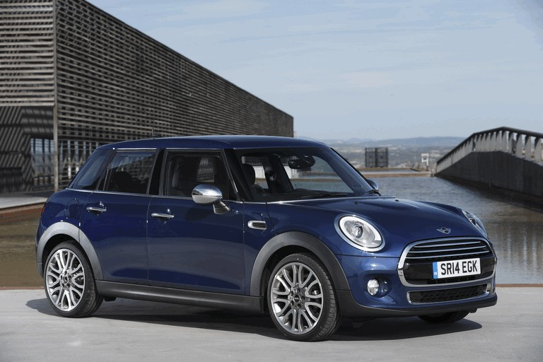 2014 Mini Cooper D 5-door - UK version 413853