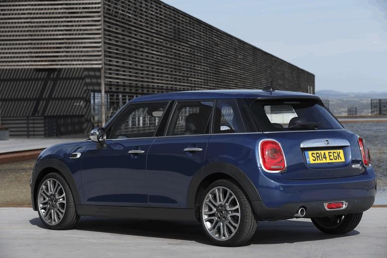 2014 Mini Cooper D 5-door - UK version 413855