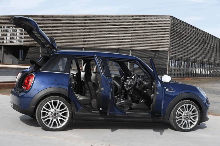 2014 Mini Cooper D 5-door - UK version 413860