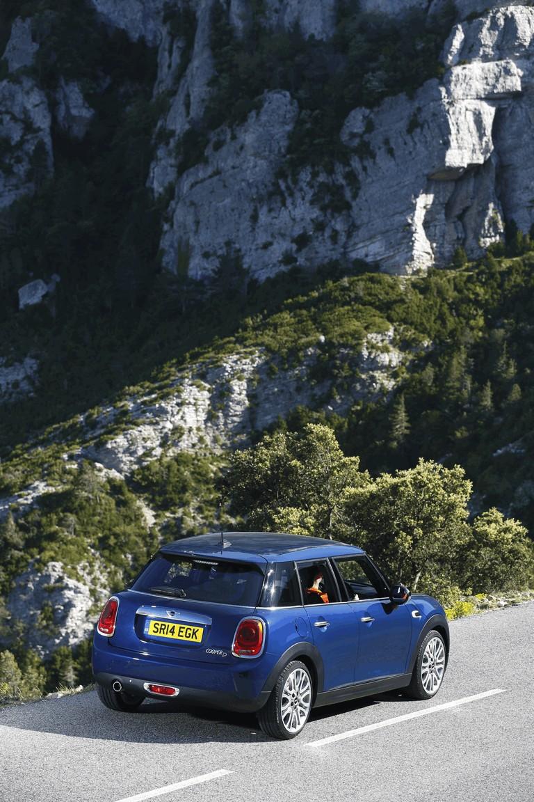 2014 Mini Cooper D 5-door - UK version 413873
