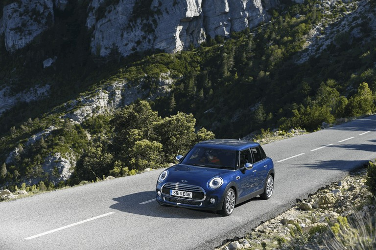 2014 Mini Cooper D 5-door - UK version 413875