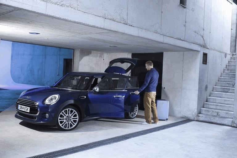 2014 Mini Cooper D 5-door - UK version 413879