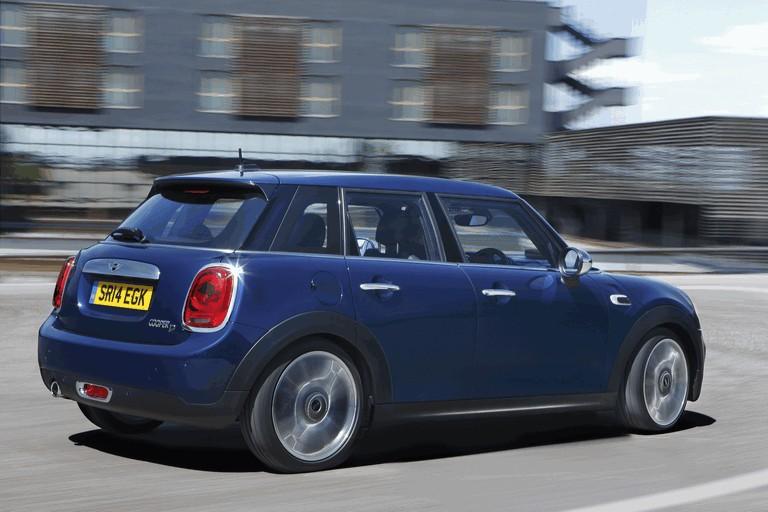 2014 Mini Cooper D 5-door - UK version 413893