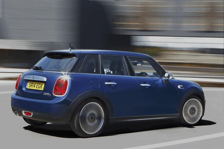 2014 Mini Cooper D 5-door - UK version 413894