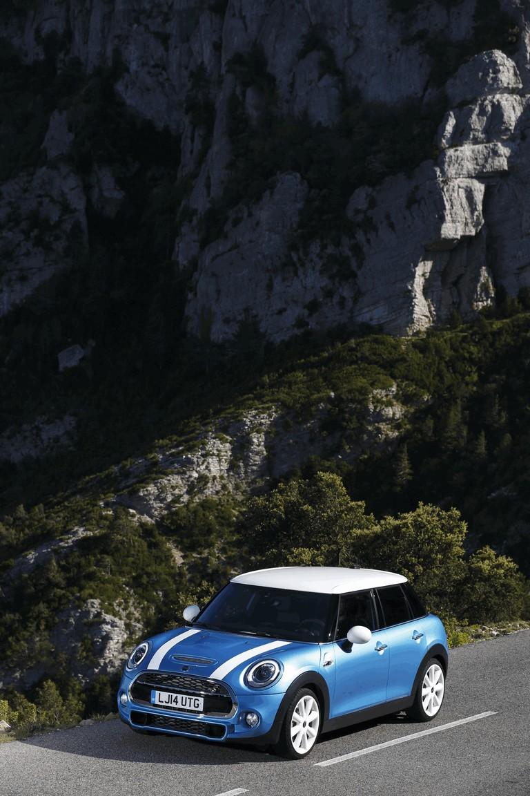 2014 Mini Cooper S 5-door 413960