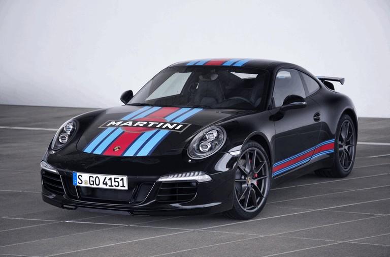 2014 Porsche 911 ( 991 ) Carrera S Martini Racing Edition 414393
