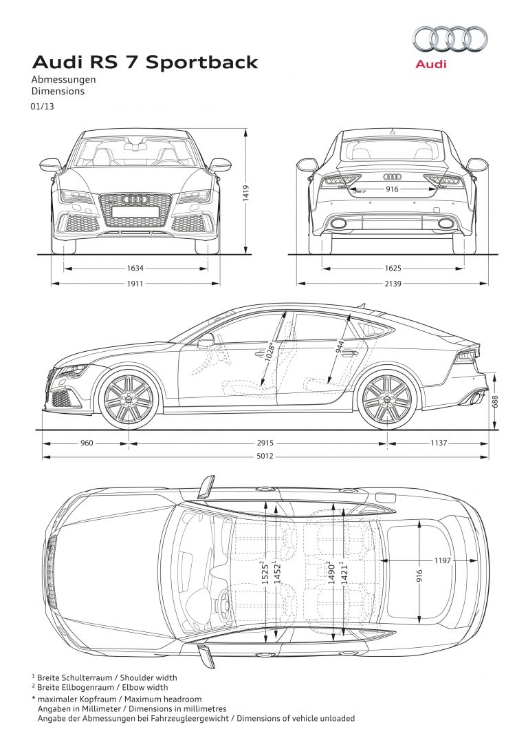 2015 Audi RS7 Sportback 522043