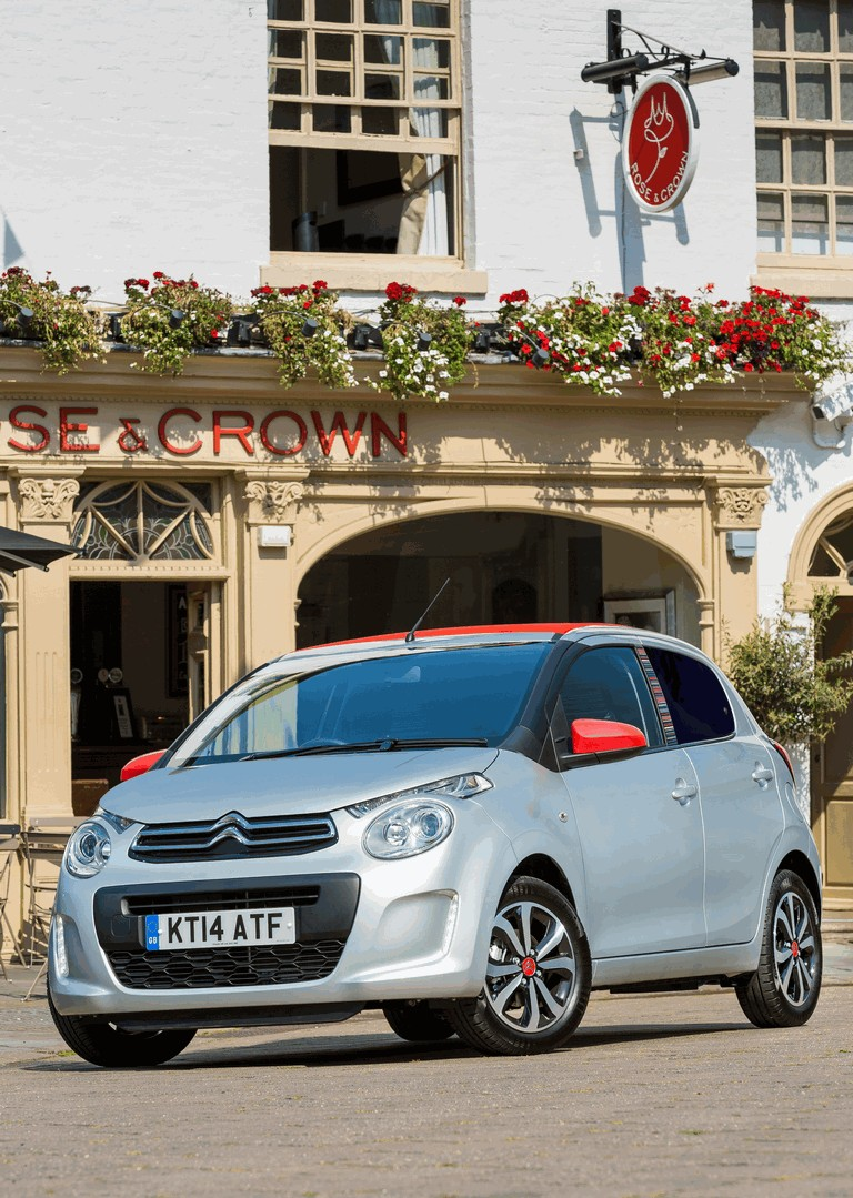 2014 Citroen C1 - UK version 415835