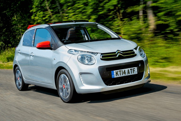 2014 Citroen C1 - UK version 415838