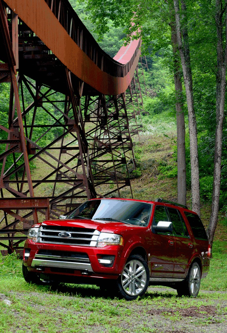 2015 Ford Expedition 416500