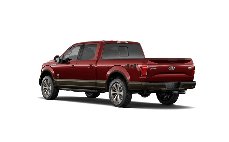 2015 Ford F-150 King Ranch 416516
